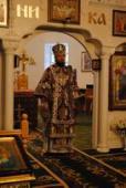 Єпископ Никодим звершив Божествену Літургію у Свято-Анастасіївському Ставропігійному жіночому монастирі.