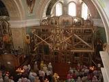 У Свято-Миколаївському соборі Бердичева розпочалася реставрація іконостасу.