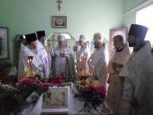 Освячення храму у Харліївці!