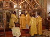 Загальна сповідь духовенства Бердичівського благочиння.