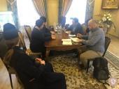 Митрополит Никодим провів офіційну зустріч із представниками ОБСЄ!