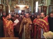 На свято святої Варвари житомиряни молились на Смолянці!