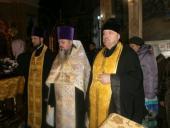 У Свято-Миколаївський собор м. Бердичева прибула ікона Св. Миколая Чудотворця з частинкою його святих мощей