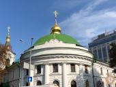 Київ. Митрополит Никодим взяв участь у літургії в Свято-Введенському монастирі!