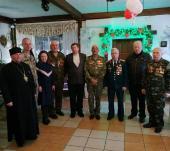 Священик узяв участь в урочистостях із вшанування учасників бойових дій на території інших держав