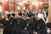 Митрополит Никодим відвідав Різдвяний концерт воскресної школи Спасо-Преображенського кафедрального собору!