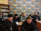 Відбулося серпневе зібрання духовенства Бердичівського благочиння