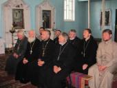 Зібрання Черняхівського духовенства.