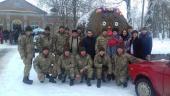 У селі Бистрику на Бердичівщині відсвяткували Масляну!