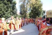 Вперше у єпархії відзначили пам'ять собору святих, що просіяли в землі Житомирській!