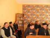 Відбулися чергові збори духовенства Бердичівського благочиння