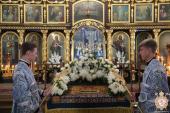 Всенічне Бдіння накануні Престольного свята Успенського архієрейського собору міста Житомира!
