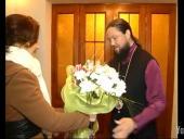 Знімальна група телеканалу «Союз-ТВ» побувала у резиденції єпископа Никодима