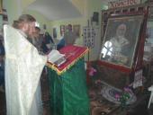 «Святителю отче Николае, моли Бога о нас»