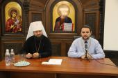 Житомирську єпархію відвідав переможець Голосу країни протоієрей Олександр Клименко!