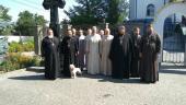 Зібрання духовенства Коростишівського благочиння.