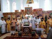 Престольне свято у Голуб'ятині!