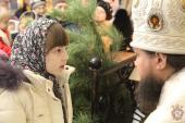 Митрополичий різдвяний візит у Коростишівське благочиння: Божественна літургія та благодійний вечір колядок!