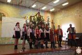 Благодійний вечір колядок відбувся в Черняхівському благочинні!