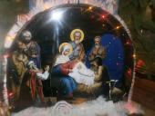 Різдвяні вертепи храмів Бердичівського благочиння