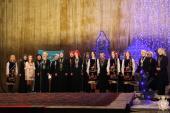 У Житомирському районному благочинні відбувся благодійний вечір колядок!