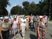 Хресна хода з Баранівки вирушила до Почаївської Лаври