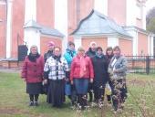 Парафіяни Свято-Петропавлівського храму с. Реї здійснили паломницьку подорож святими місцями України