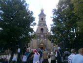 У День Незалежності України в усіх храмах Бердичівського благочиння молилися за мир у державі та український народ