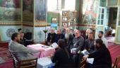 Загальна молитва та зібрання священиків Чуднівського благочиння!