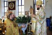 Секретар Житомирської єпархії молитовно відзначив День Ангела!