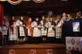 Митрополит Никодим взяв участь у святковому благодійному вечорі колядок в Чуднівському благочинні!