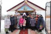 Корнин. Архієрейське богослужіння та сповідь духовенства Попільнянського благочиння!
