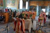 Загальна сповідь духовенства Андрушівського благочиння.