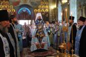 Розпочались торжества з нагоди Престольного свята Успенського собору м. Житомира!