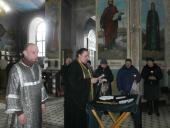 У Свято-Миколаївському соборі звершили заупокійну літію за трагічно загиблою родиною бердичівлян