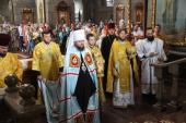 Неділя 12-та після Трійці. Божественна літургія архієрейським чином у кафедральному соборі!