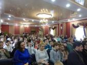 Передріздвяний виступ вихованців воскресної школи Спасо-Преображенського кафедрального собору!