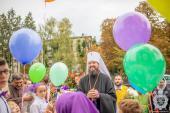 Свято-Хрестовоздвиженський кафедральний собор у Житомирі відзначив своє 120-річчя!
