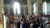 У Слободі Романівській дітки молились перед навчальним роком!