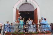 Своє Престольне свято відзначив Свято-Успенський архієрейський собор міста Житомира!