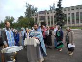 Парафіяни Свято-Успенського храму с. Осикового відзначили престольне свято!
