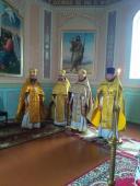 Престольне свято у с. Токарів.