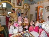 Бердичівське благочиння: з молитвою – у новий навчальний рік