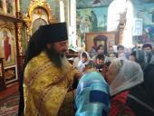Благочинний Бердичівського округу ієромонах Варфоломій (Бойков) молитовно відзначив День народження!