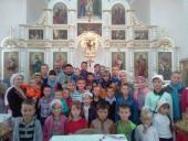 Молебен за учащихся в Коростышевском благочинии!