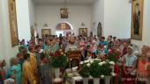 Молебен об учащихся г.Коростышева.
