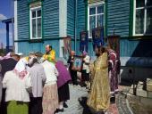 Своє престольне свято молитовно відзначила церковна громада Свято-Іоанно-Богословського храму села Обухівки