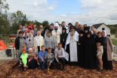 Митрополит Никодим відвідав Вільхівський Спасо-Покровський монастир!