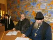 Чергові збори духовенства пройшли у Бердичівському благочинні