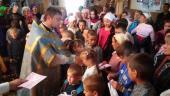 У селі Несолонь благословили дітей на навчальний рік!